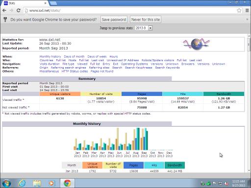 014 Free Web Statistics